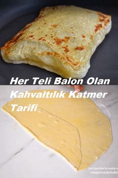 Turkish Recipes, Ethnic Recipes, Beignets, Toffee Recipe, Green Juice Recipes, Flaky Pastry, Most Delicious Recipe, Bread And Pastries, Pastry Cake