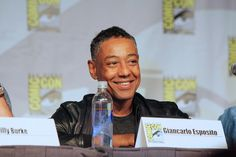 Giancarlo Esposito (T) Comic-Con for Once Upon a Time panel