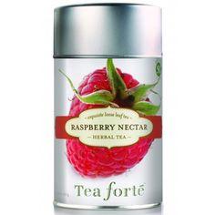Tea Forte Loose Tea Canister Raspberry Nectar