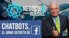 Cómo Usar Facebook Chatbots en Tu Negocio | Negocios Sobre Ruedas