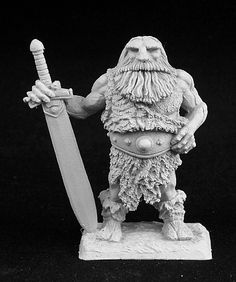 Ral Partha - AD&D 2nd Edition - 11-419 - Firbolg