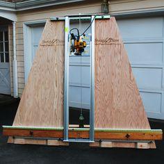 A2 Equipment   SwapSaw™ DIY Panel Saw Kit