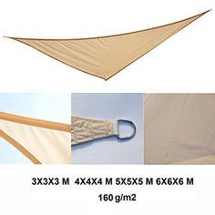 Homcom - Toldo vela color arena sombrilla parasol triangu... https://www.amazon.es/dp/B00OM2NH8O/ref=cm_sw_r_pi_dp_v5Xjxb4CT38WH
