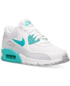 buy online d2223 f3aaf Nike Women s Air Max 90 Essential Running Sneakers from Finish Line Running  Sneakers, Running Shoes