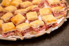 Southern Biscuits and Ham