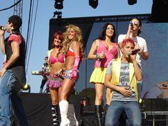 2006 - Anahí / rbd Tour Generación