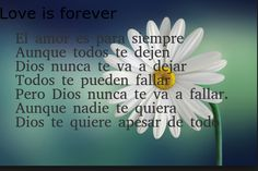 Love is forever.