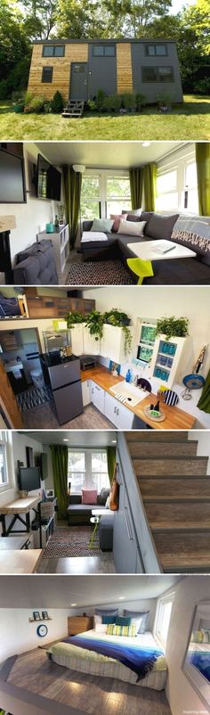 41 awesome tiny house interior ideas