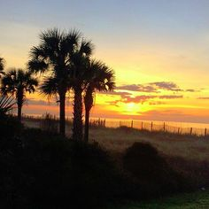 Running or walking early in the morning in Myrtle Beach, South Carolina comes with great benefits! (Photo via Instagram by @kidventurous)