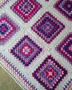 Wow guys here's a #fbf to my first patchwork-type blanket (made 4 years ago!) that fuzzy ill-lit photo is getting a load of traffic lately from social media! It just goes to show you never know what will suddenly become popular so it's handy to have some photography skills before you start a business lol... #whoops