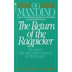 One of my fave Og Mandino books...In the sequel to The Greatest Miracle in the World, the inspirational self-help author offers a set of principles designed to point reade...