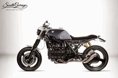 Ottonero Cafe Racer: K One
