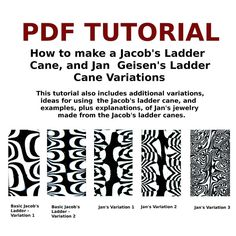 Slice Variations - PDF Tutorial by JanGeisen, via Flickr