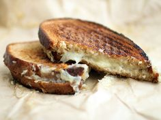 A Sandwich a Day: The Grilled Cheese Royale at The Curious Palate in Los Angeles