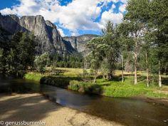 Reisetipps zum Yosemite Nationalpark - Yosemite Valley