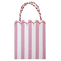 Cutest bags for a baby girl shower!