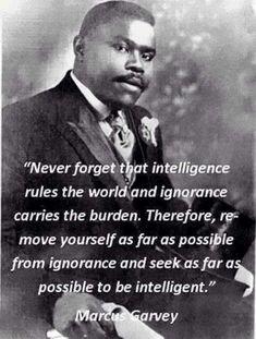 Intelligence rules the world