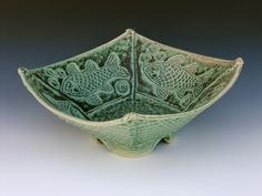 Merle Lambeth - Folded Fish Bowl