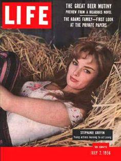 Life Magazine Cover Copyright 1965 Stephanie Griffin - www.MadMenArt.com   Our…