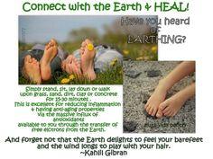 Earthing for healing