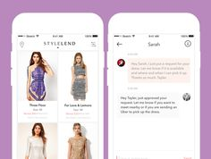 Every fashionista needs to download this app.