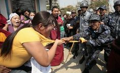 Unfair treatment of Tibetans in Nepal