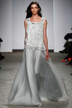 Vionnet | Spring 2014 Couture Collection | Style.com