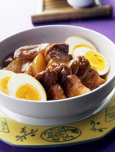豚肉と大根のしょうゆ煮 Shoyu pork & daikon