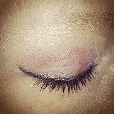 My fab eye make-up