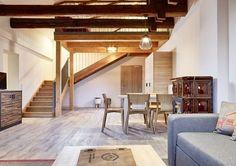 Auf der Salzburger Seite des Katschbergs hat ein neues Aparthotel eröffnet: Das Alpenhaus Katschberg.1640.