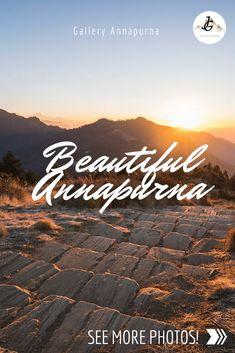 Foto-Galerie: Annapurna Region im Himalaya - Nepal Nepal, More Photos, Highlights, Journey, Gallery, Photos, Mountains, Beautiful Places, Nature