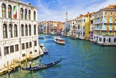 Amour in Aman Grand Canal, Venice Italy