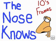 Video using the 10 Frames.  Great with Math Talks, Number Sense and CCSS.  Free.