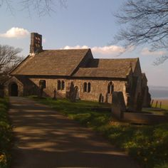 A church near Morecambe.  Why didn't I see this??