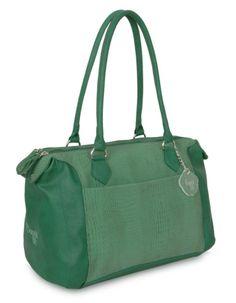 Baggit: L Eel Cibra Green - Rs. 2,475/-  Buy Now at: http://goo.gl/RqW0QG