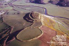 Ceredigion: Iron Age Forts | Pen Dinas, Aberystwyth