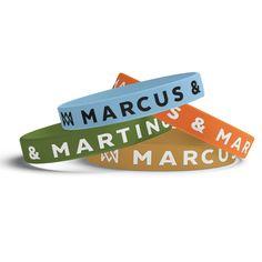 Marcus & Martinus armbåndspakke. M&M armbånd i Høstfarger
