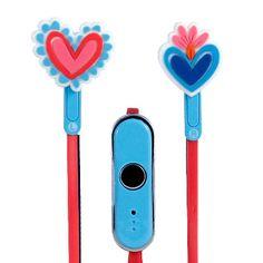 Ginga - Audifonos 3D Manos libres Happy House