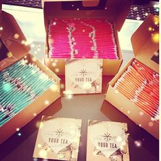 Tiny Tea by @Your Tea Organic Tea Blends is amazing for healthy weight loss, bloating, digestion, skin, mood and more!