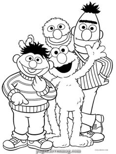 Hissy Rolly And Bingo Puppy Dog Pals Coloring Page
