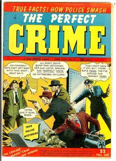 Pre-Code Crime Stories, Vampire Bat Story, 52 Pages 4/50 C.Massey A.Scotto J.Maneely B.Powell Art Crime Comics, Pulp Fiction Comics, Ec Comics, Crossed Comics, Pre Code, Vampire Bat, True Facts, Detective, Book Covers