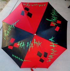 Harley Quinn Umbrella   SO NEED THIS!!!!