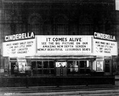 Cinderella Theater Detroit Michigan | Cinderella Theatre