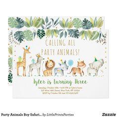 Safari Theme Birthday, Wild One Birthday Party, Safari Birthday Party, Jungle Party, Boy First Birthday, Animal Birthday, Boy Birthday Parties, Birthday Ideas, Birthday Celebration