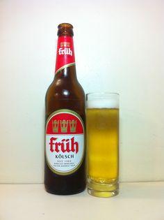 Früh Kölsch  Seit 1904  Herrlich Obergärig Cölner Hofbräu Früh - #cerveja #bier #beer #birra #cerveza #cervesa