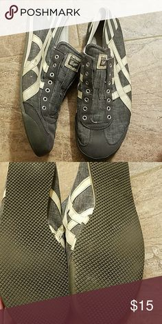 onitsuka tiger olympos brown