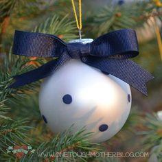 Simple ornament ideas from plan bulbs