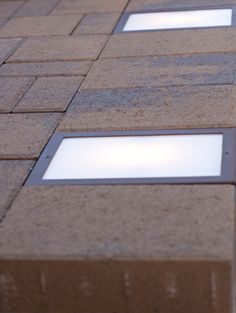The Nox Lighting Cored LED Paver Light is designed to be recessed into pavers, stone, decks or any other outdoor surface.