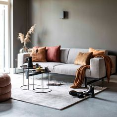 All Details You Need to Know About Home Decoration - Modern Nordic Living Room, Living Room Grey, Small Living Rooms, Living Room Chairs, Home Living Room, Interior Design Living Room, Living Room Designs, Living Room Decor, Kitchen Living