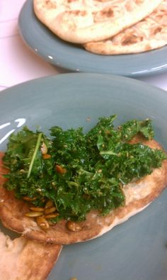 The best kale salad EVER.